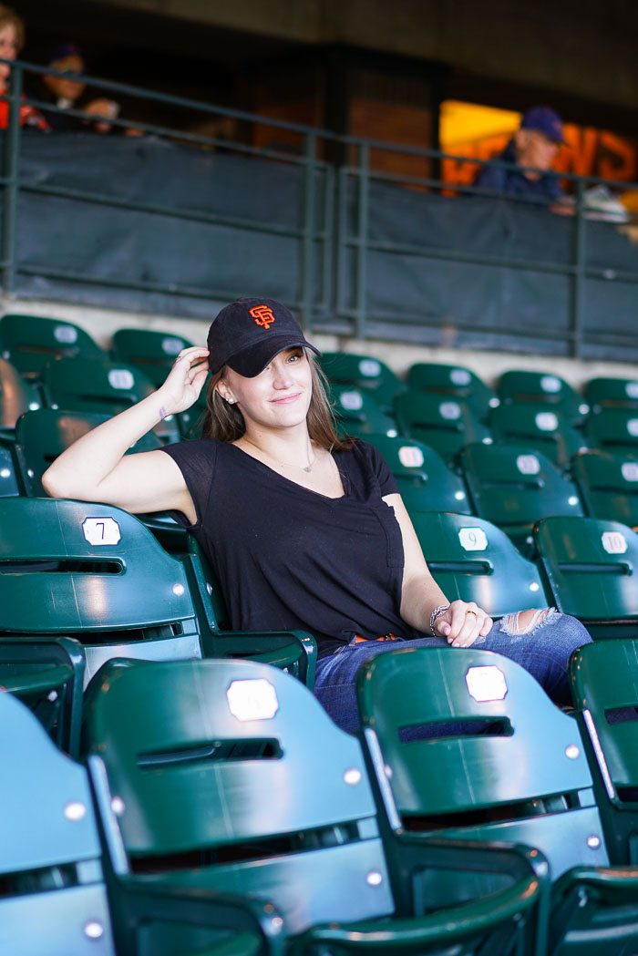 Krista Robertson, Covering the Bases, Travel Blog, NYC Blog, Preppy Blog, Style, Fashion Blog, Style, SF Restaurants, Travel Post, Travel, San Francisco, California, SF Tourist Spots, San Francisco Giants, A&T Stadium SF