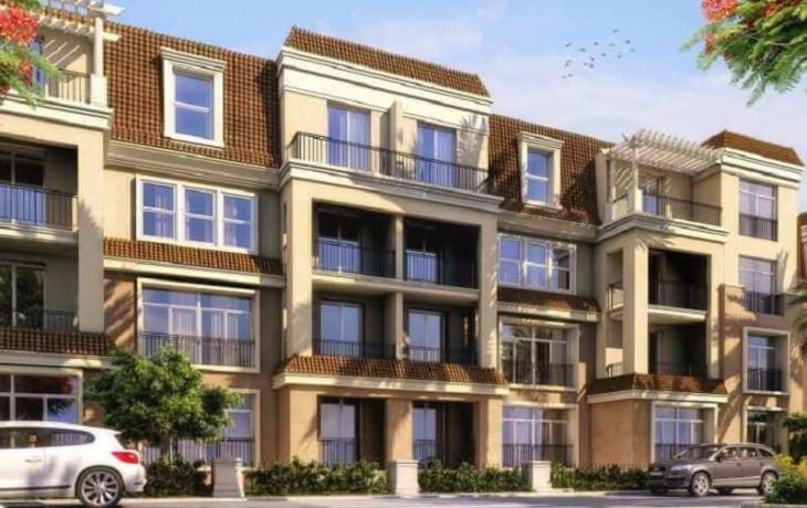 شقة للبيع بجانب مدينتي 181م للبيع في كمبوند سراي
