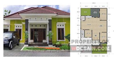 Model Rumah Sederhana Tapi Mewah Desain Rumah Minimalis