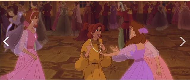 Anastasia e irmãs filme