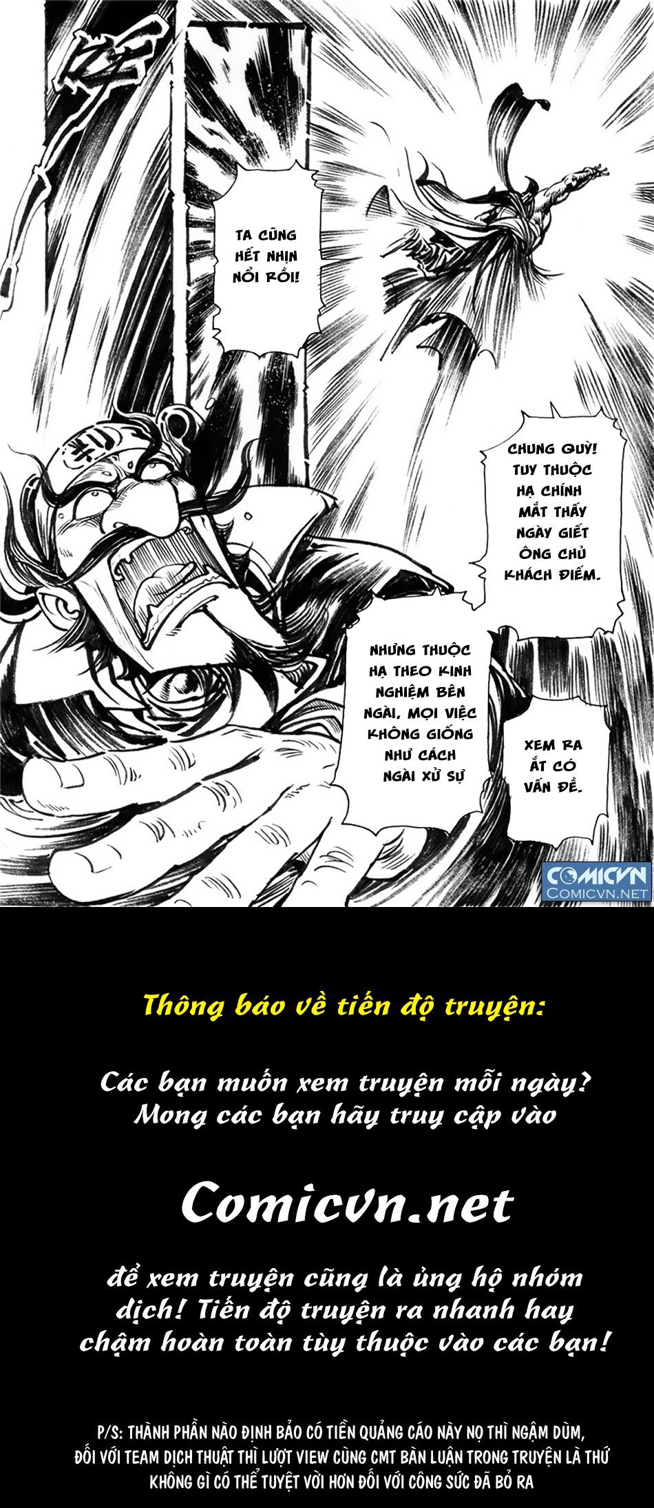 Chung Quỳ Truyền Kỳ Chap 19 - Next Chap 20