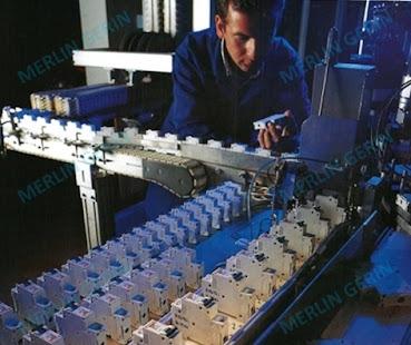 Perkembangan Merlin Gerin menjadi Schneider Electric