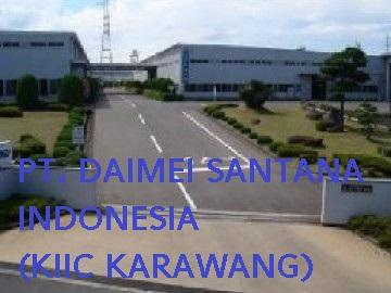 PT. DAIMEI SANTANA INDONESIA (KIIC KARAWANG)