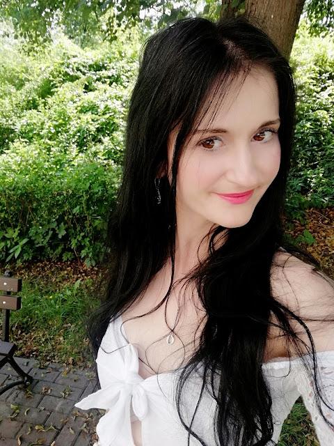 Mohito biała sukienka z bawełny