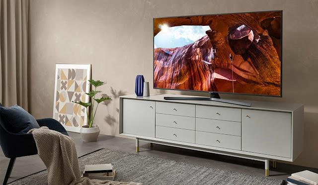 Smart Tivi Samsung 4K 55 inch UA55RU7400KXXV