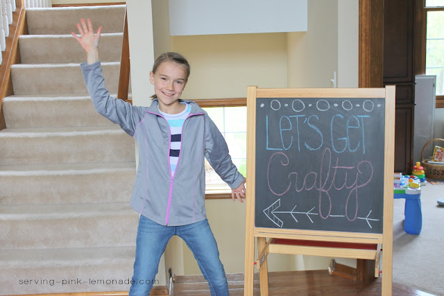 """""""Let's Get Crafty"""" Birthday Party for Tweens, arty party, craft party, tween birthday"""