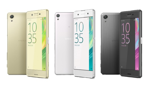 MWC 2016: SONY Xperia X, Xperia X Performance and Xperia XA smartphones announced