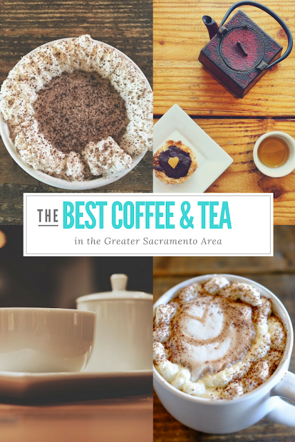 Best Hipster Coffee & Tea Spots in Greater Sacramento