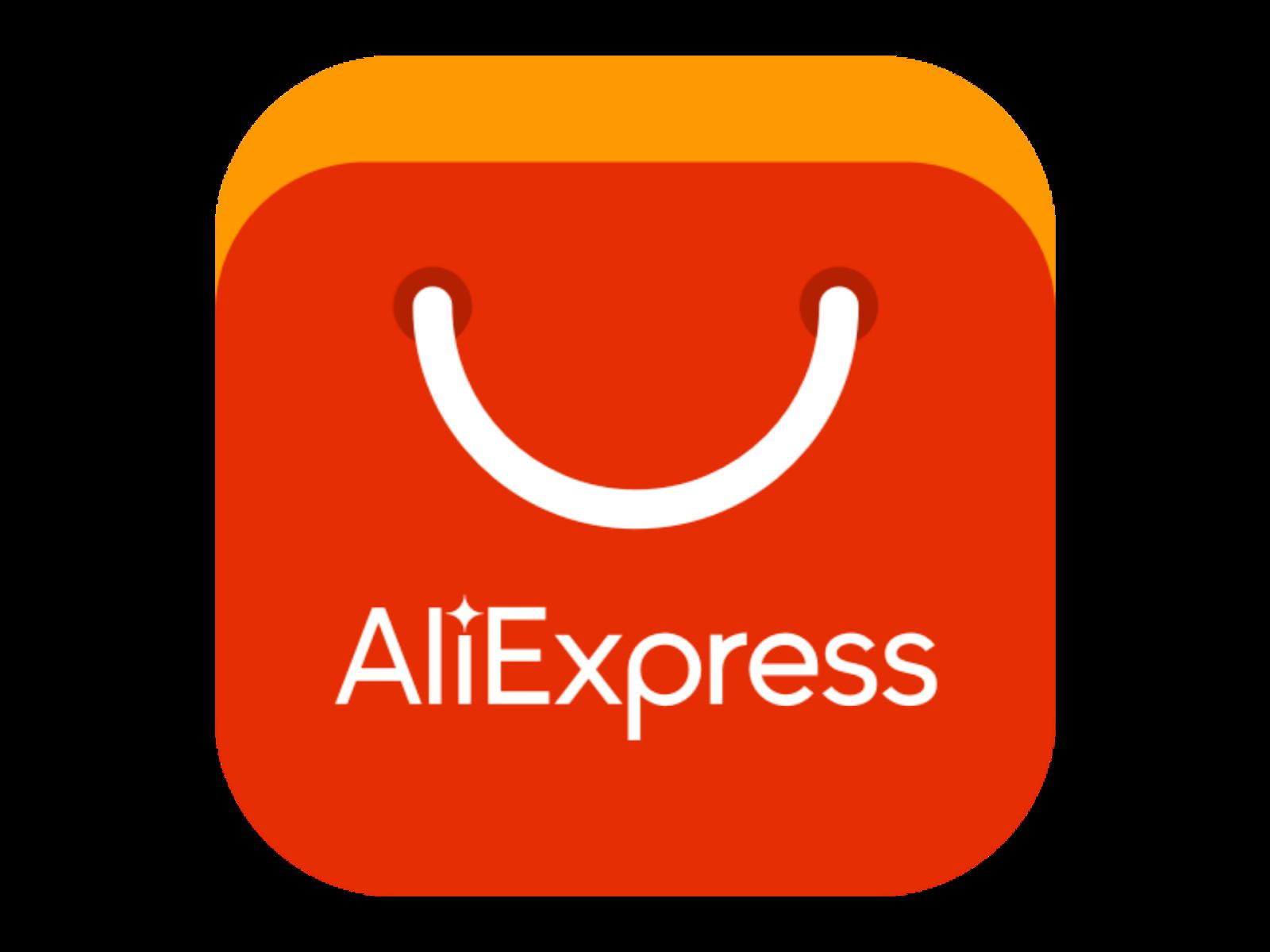 Logo AliExpress Format PNG