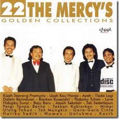 Kumpulan Lagu Full Album The Mercy's Terlengkap