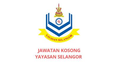 Jawatan Kosong Yayasan Selangor 2019