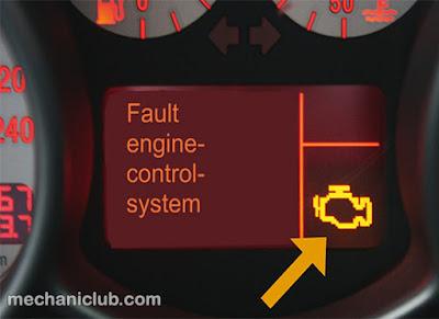 شرح أسباب ظهور لمبة المحرك في سيارتك