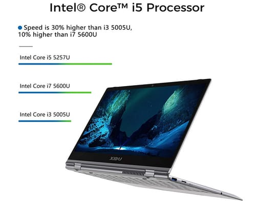 XIDU XN133A PhilBook Y13 Convertible 2 in 1 Laptop