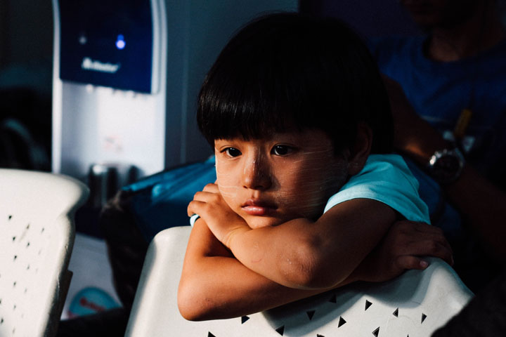 Bahaya Perbuatan Sergah Anak