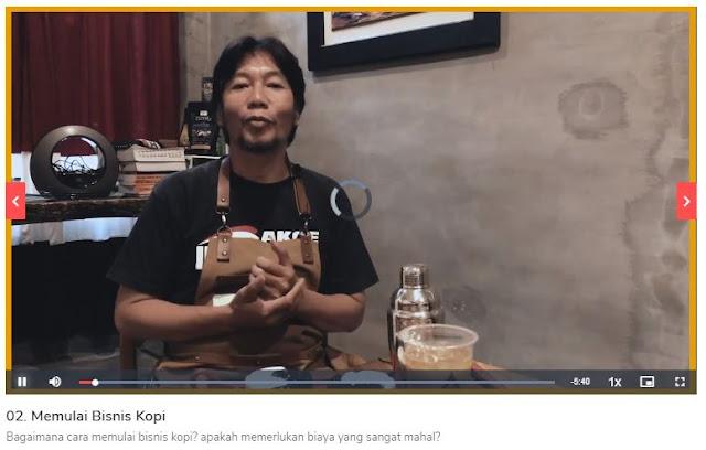 awalnya kopi masuk kke Indonesia