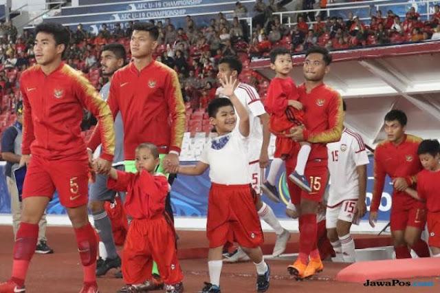 Digelar di SUGBK, Ini Harga Tiket Indonesia U-19 vs Jepang U-19