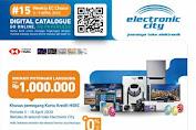 Katalog Promo Electronic City 3 - 9 April 2020