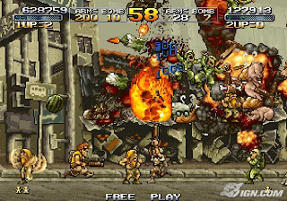 Metal Slug Anthology (PS2) 2007