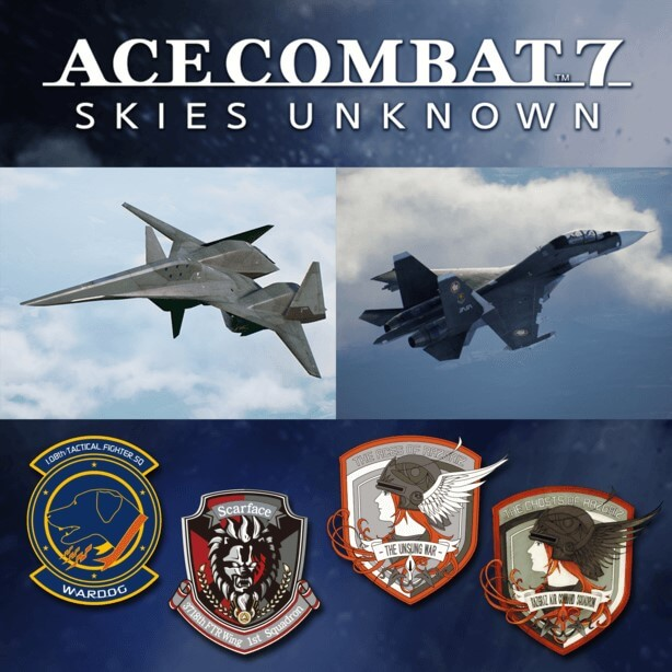 Ace Combat 7: Skies Unknown 3 First DLCs Detail, Season Pass Trailer
