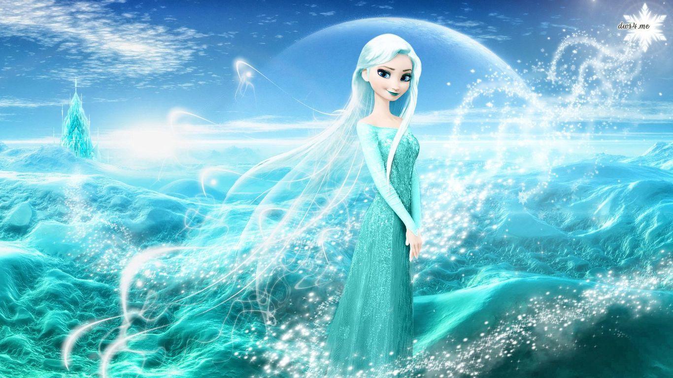 Fondos De Pantalla De Disney: Muñecas Disney: 15 Fondos De Pantalla De Elsa Frozen