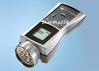 Darmatek Jual Testo 477 LED Stroboscope for High Revolutions