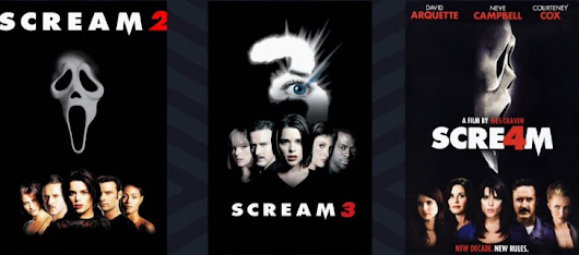 "Celebrity1st: ""Scream"" Turns 20 