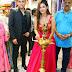 BRAND AMBASSADOR MEERA CHOPRA LAUNCHES JASHN'S FALL-WINTER 2018 COLLECTION IN DELHI.
