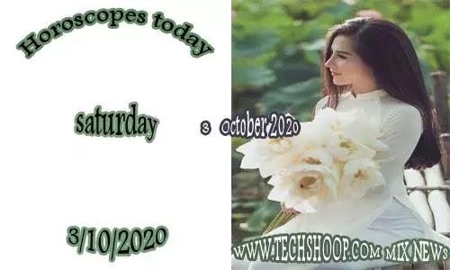 Horoscopes today, Saturday 3-10-2020 Abraj | Your luck today, Saturday 3/10/2020 | Horoscope predictions Saturday, October 3rd | Lucky October 3, 2020, Today's Horoscope 3 October