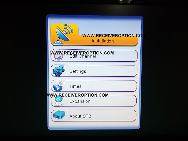 STAR TRACK SRT 550 GOLD HD RECEIVER POWERVU KEY SOFTWARE