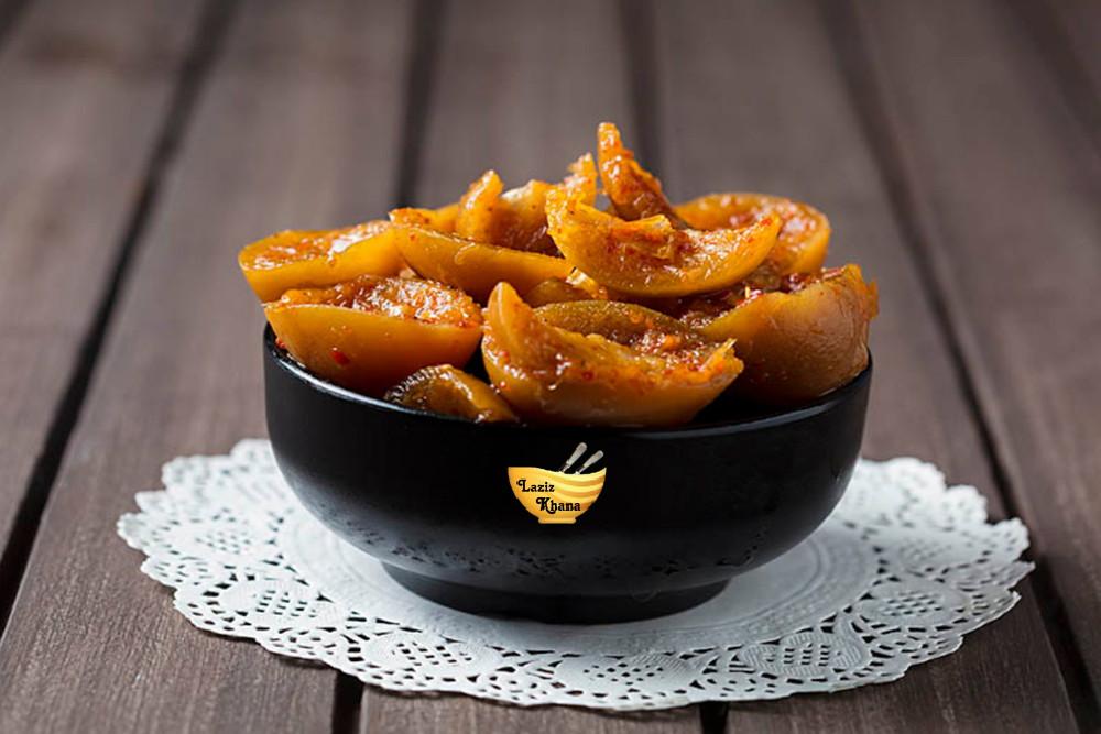 Lemon Pickle Recipe in Hindi