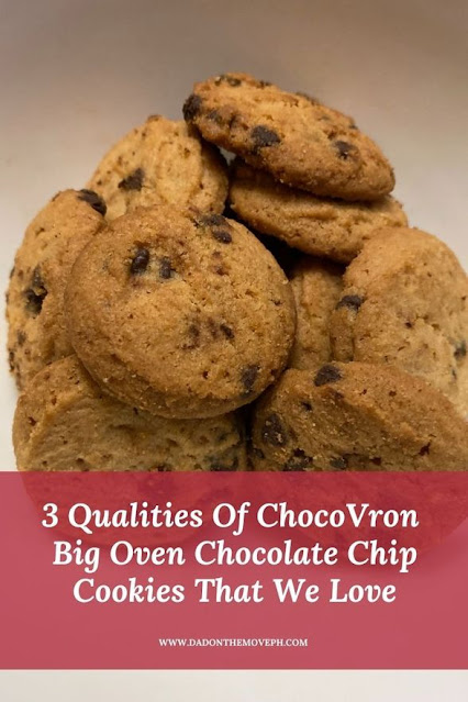 Big Oven Chocolate Chip Cookies review