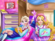 لعبة ديكور منزل البنات