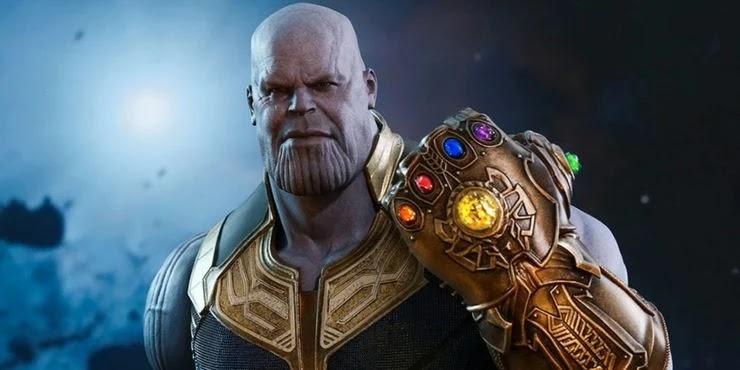 frases de Thanos del MCU