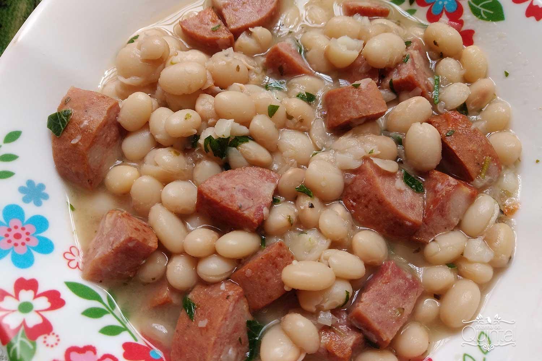 Cozinha do Quintal Dois Jeitos de Comer Feijão