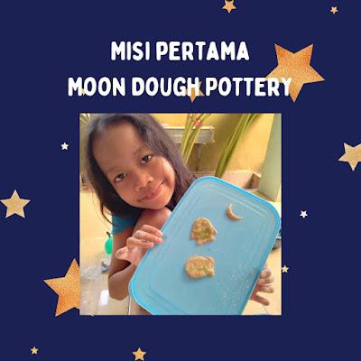 main moon dough pottery