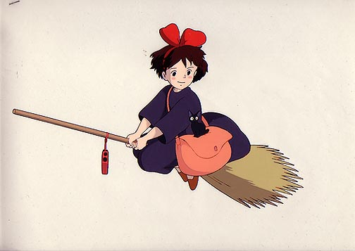 Living Lines Library: 魔女の宅急便 / Kiki's Delivery Service ...
