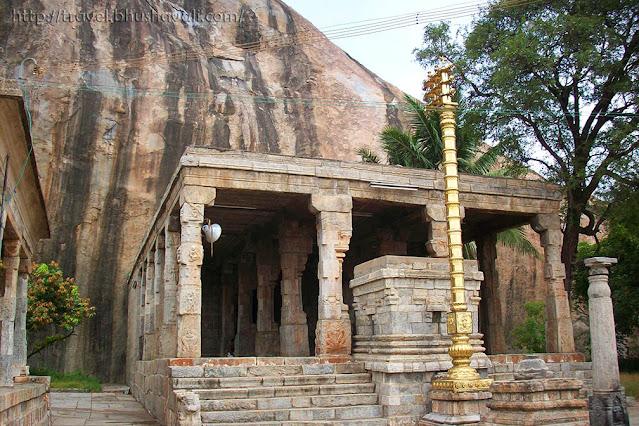 Namakkal Fort & Ranganathar Temple