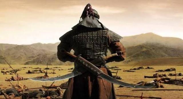 Thariq bin Ziyad,  sang Jendral berjuluk Taric el Tuerto yang melegenda