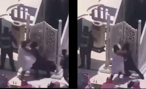 Bawa Tongkat, Motif Pria Serang Khatib Jumat di Masjidil Haram Misterius