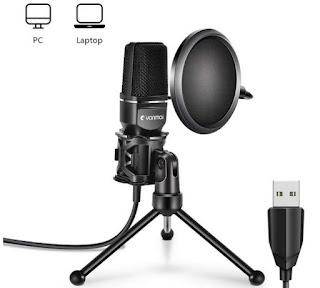 ELUTENG Microfono