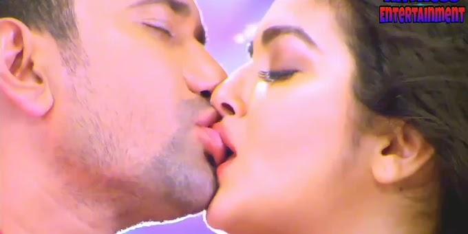 Amrapali Dubey all kissing scene - Combination (2021) HD 720p