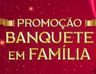 Cadastrar Promoção Granja Regina Natal 2019 Banquete Família - Cozinhas Completas e Viagem