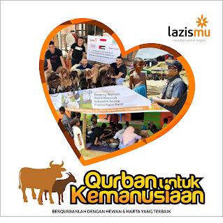 Download Materi Desain Qurban 1440 H Lazismu