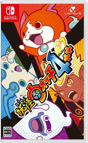 Game Yo-kai Watch 4++ Untuk PS4 & Switch Dirilis 5 Desember