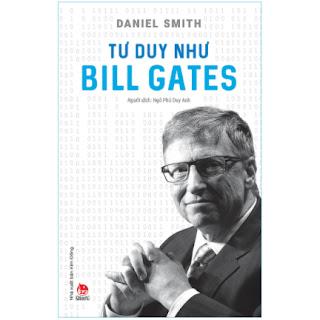 Tư Duy Như Bill Gates ebook PDF EPUB AWZ3 PRC MOBI