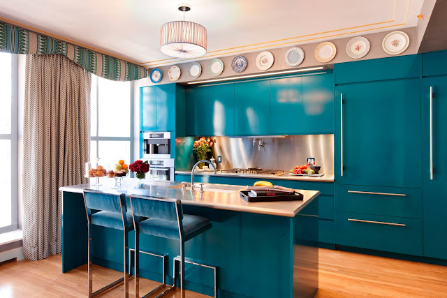 thiết kế nhà bếp - mẫu số 10
