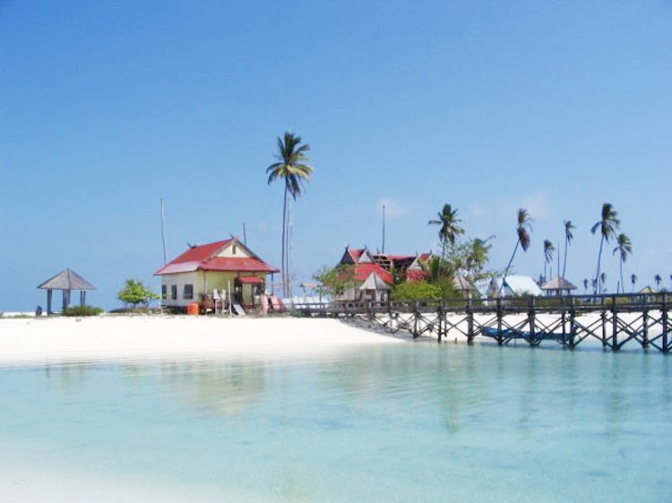 Kawasan Taman Nasional Takabonerate Minim Fasilitas Pemerintah Diharap Benahi Pulau Tinabo