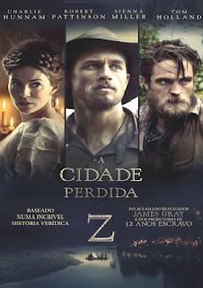 Z – A Cidade Perdida Dublado Online