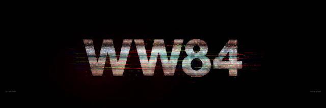 Wonder Woman 1984 Production Logo