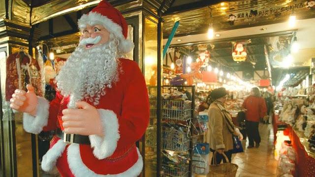 Γιάννενα: Τα Γιάννενα «στολίζονται» για τα Χριστούγεννα